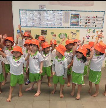 Harmoni Preskool's Little Growers!