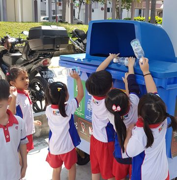Reducing, reusing, and recycling plastics for a better tomorrow