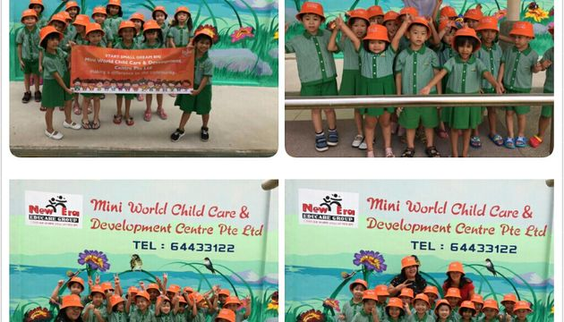 SSDB Launch 2018 - Mini World Child Care & Development Centre Pte Ltd