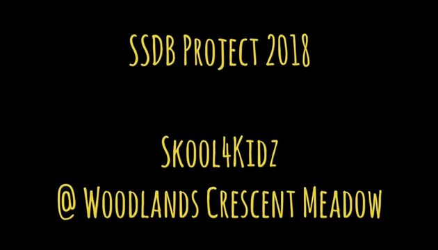 Stay Green Saves Lives @ Skool4Kidz Woodlands Crescent Meadow (Launch)