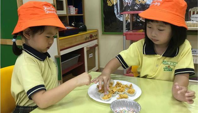 SSDB @ Faith Kindergarten – Unity in Diversity through Food (Part 2)