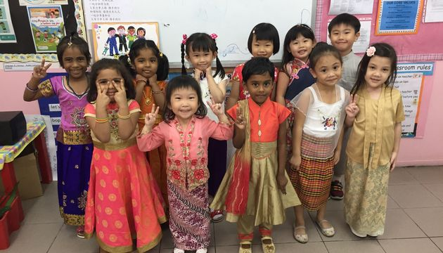 Methodist Church of the Incarnation Kindergarten - Growing In Love, Respect And Kindness