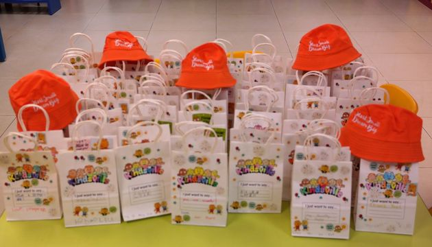 PCF Sparkletots Preschool @ Cheng San -Seletar Blk 435(KN)-Little tots that counts