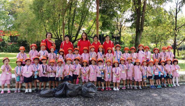 Let's Go Keep Our Park Clean