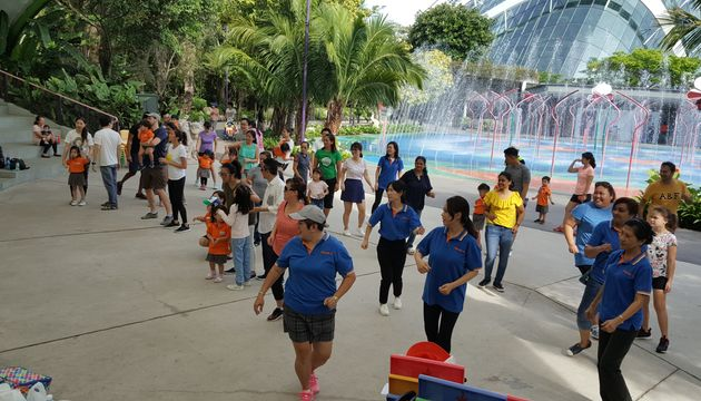 Go Active@Family Day!