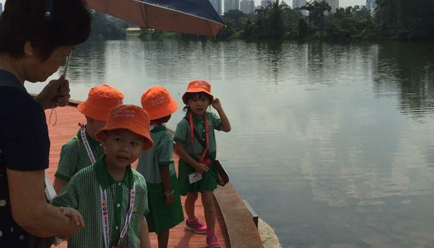 "Jurong Lake Garden ""A Day of Learning Journey"""