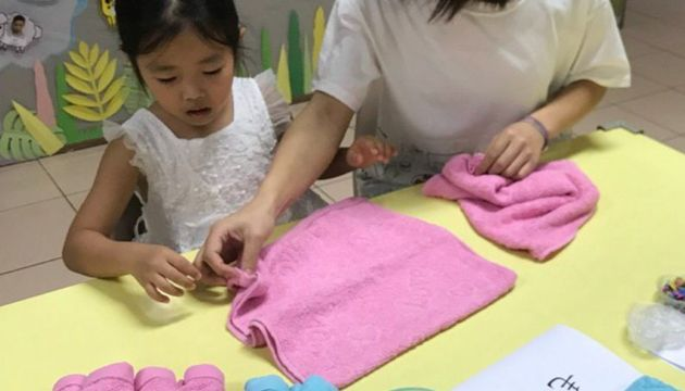 TOUCH Child Care (Hougang & Clementi) — Care for Others: Appreciating our Estate Cleaners