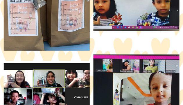 PCF Sparkletots Preschool Admiralty @ Block 571B SSDB Virtual Launching 2020