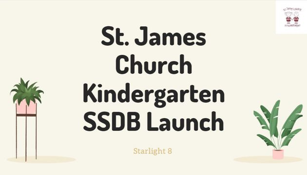 Our SSDB Launch - I am a special agent!