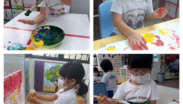Kiddiwinkie Schoolhouse @ Cactus. A Caring and Inclusive Singapore