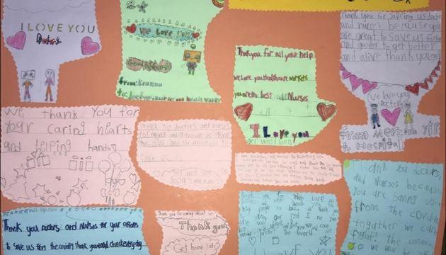 Sunflower Preschool @ Punggol Field - To The Heroes