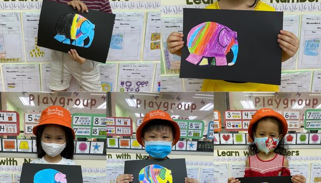 """""""Elmer the Elephant"""": Learning About Differences"""