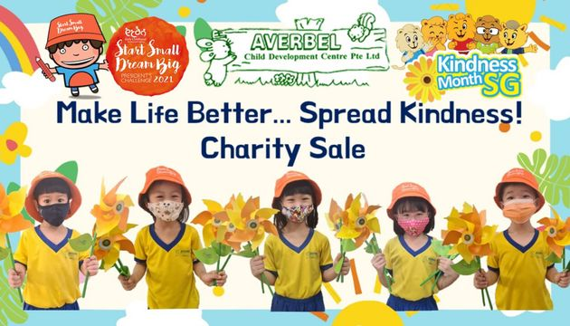 Make Life Better.. Spread Kindness! - Charity Sale